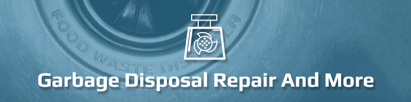 Houston Garbage Disposal Repair