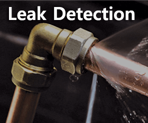 Spring leak detection