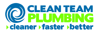 Clean Team Plumbing - cleaner, faster, better