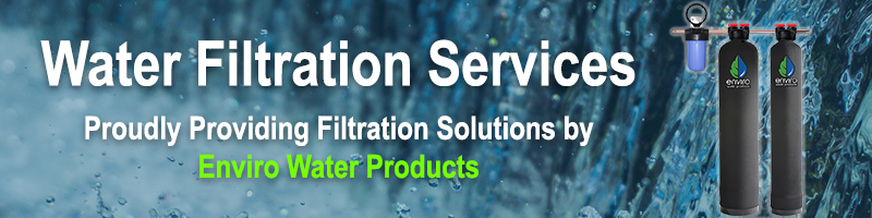 Houston Water Filtration banner image