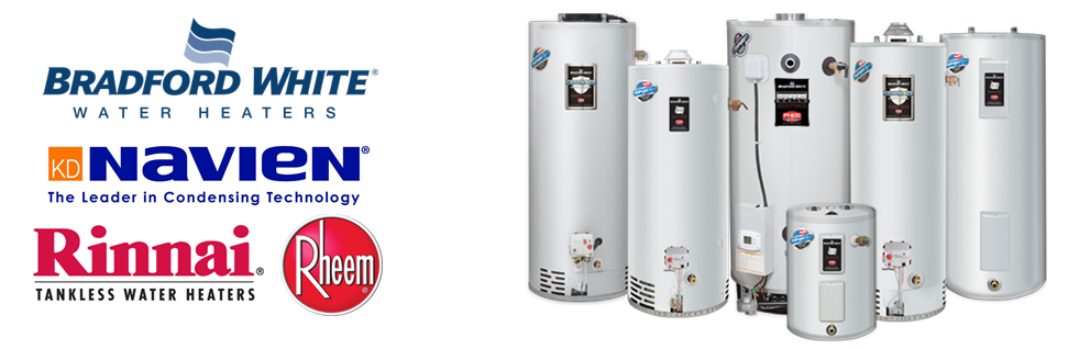 Water Heater Special Brands